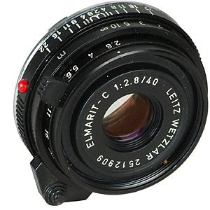 40mm Elmarit-C Lens
