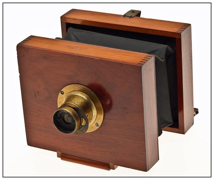 "Greenpoint Optical Company ""Eureka"" Camera"
